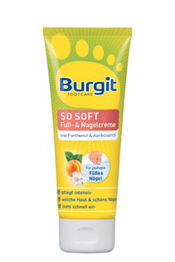 So Soft Fuß & Nagelcreme