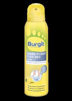 Mikro-Puder Deo 2in1 Fuß-Spray